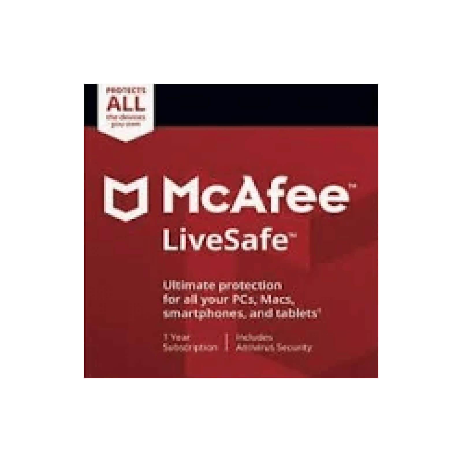 McAfee LifeSafe
