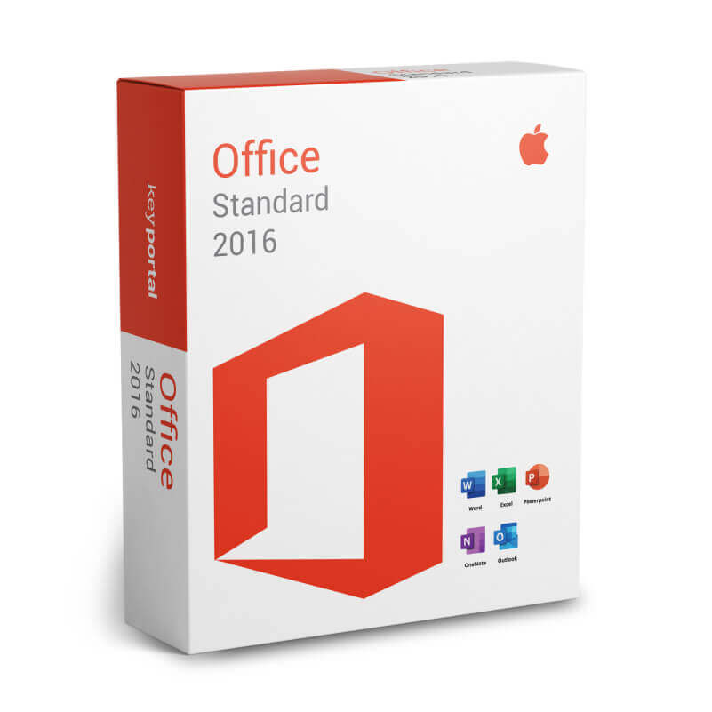 Office 2016 Standard Mac