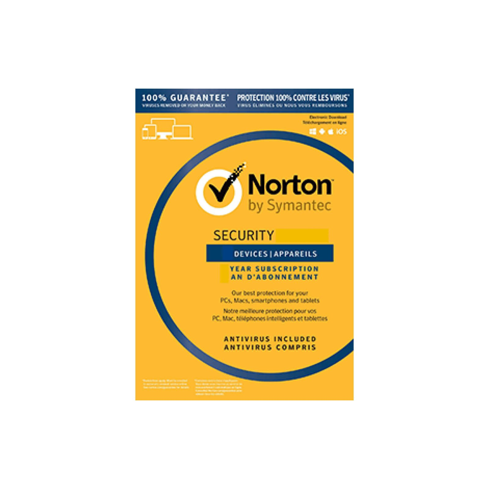 Norton (Internet) Security