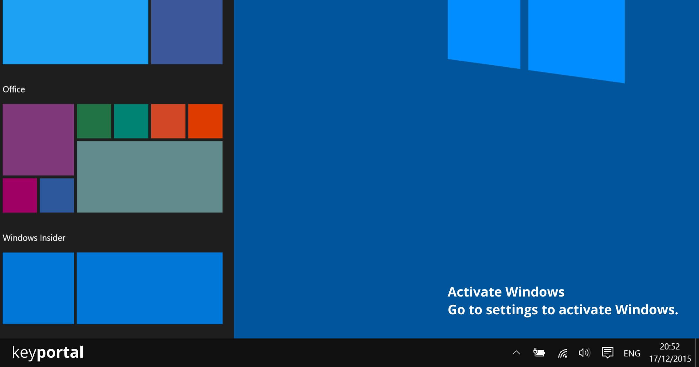 """Wie du das """"Windows aktivieren"""" Wasserzeichen entfernen kannst"""