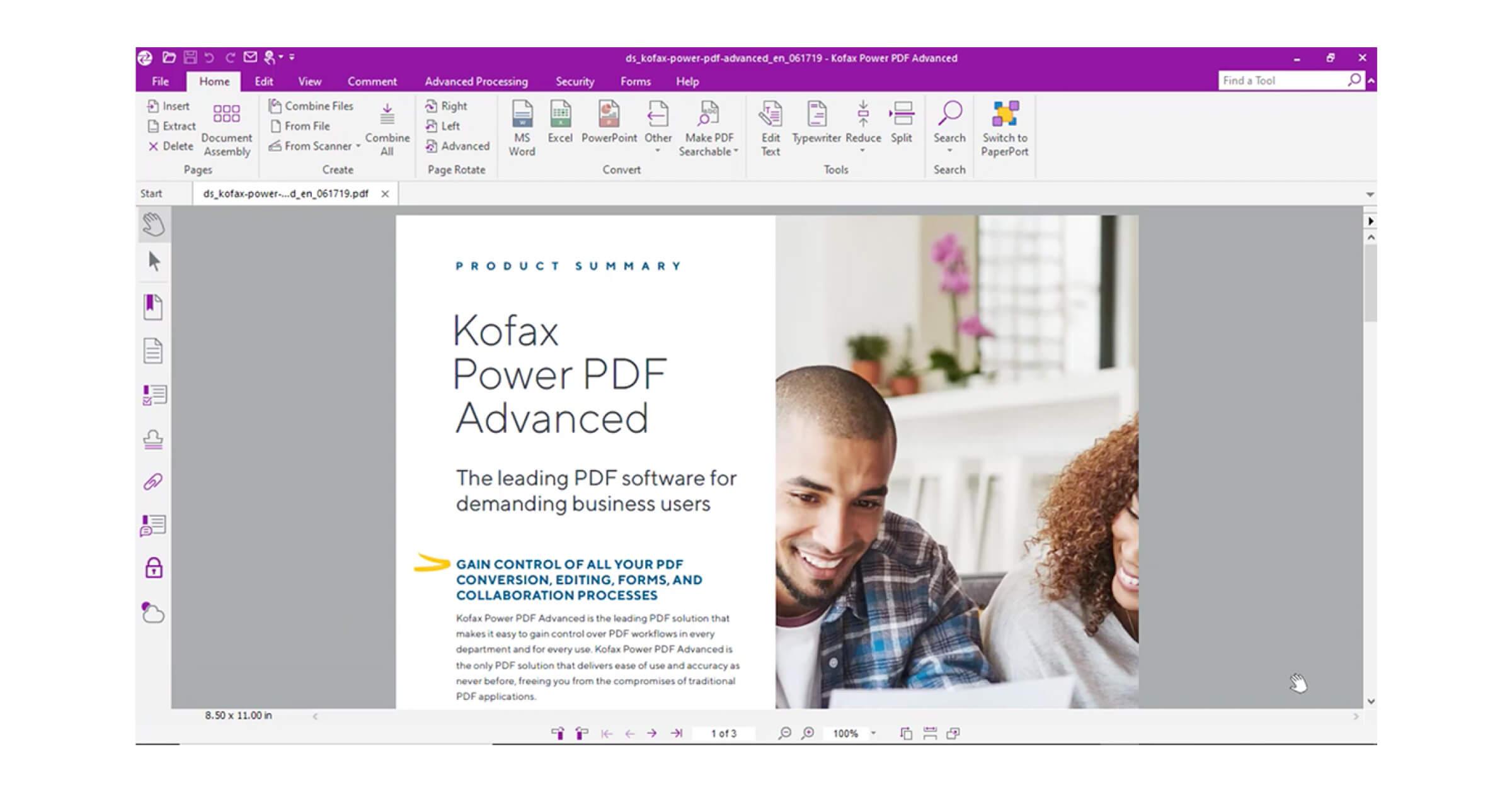 Vollends den digitalen Wandel durchführen und automatisch PDF vergleichen