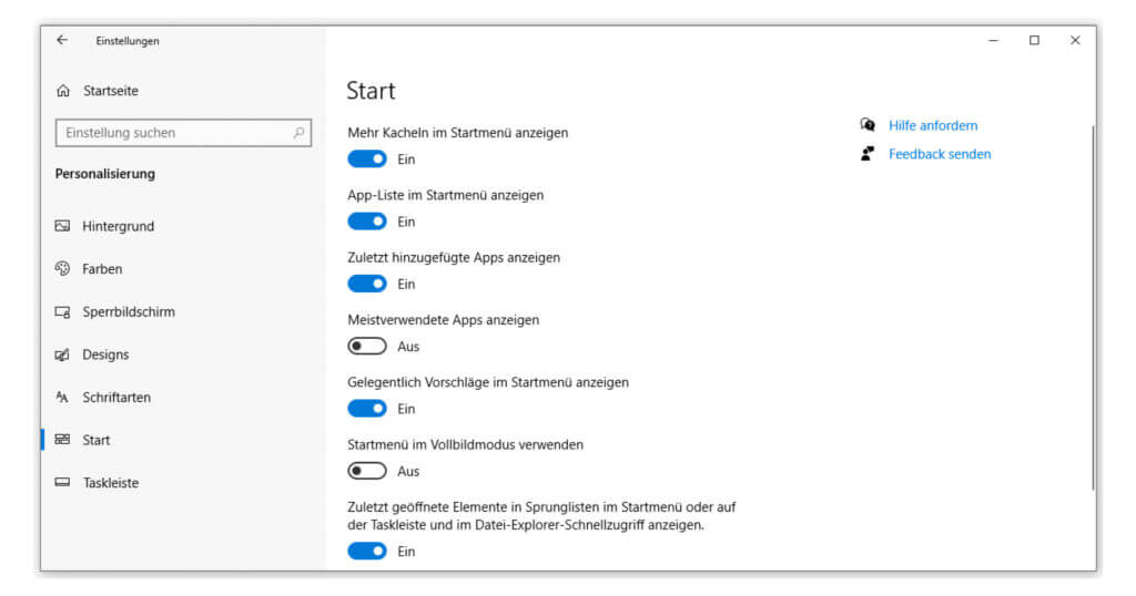 startmenu diagcab download