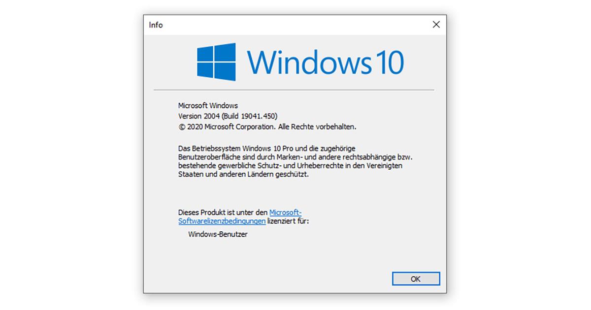 Finde heraus, ob das neuste Update bereits installiert wurde