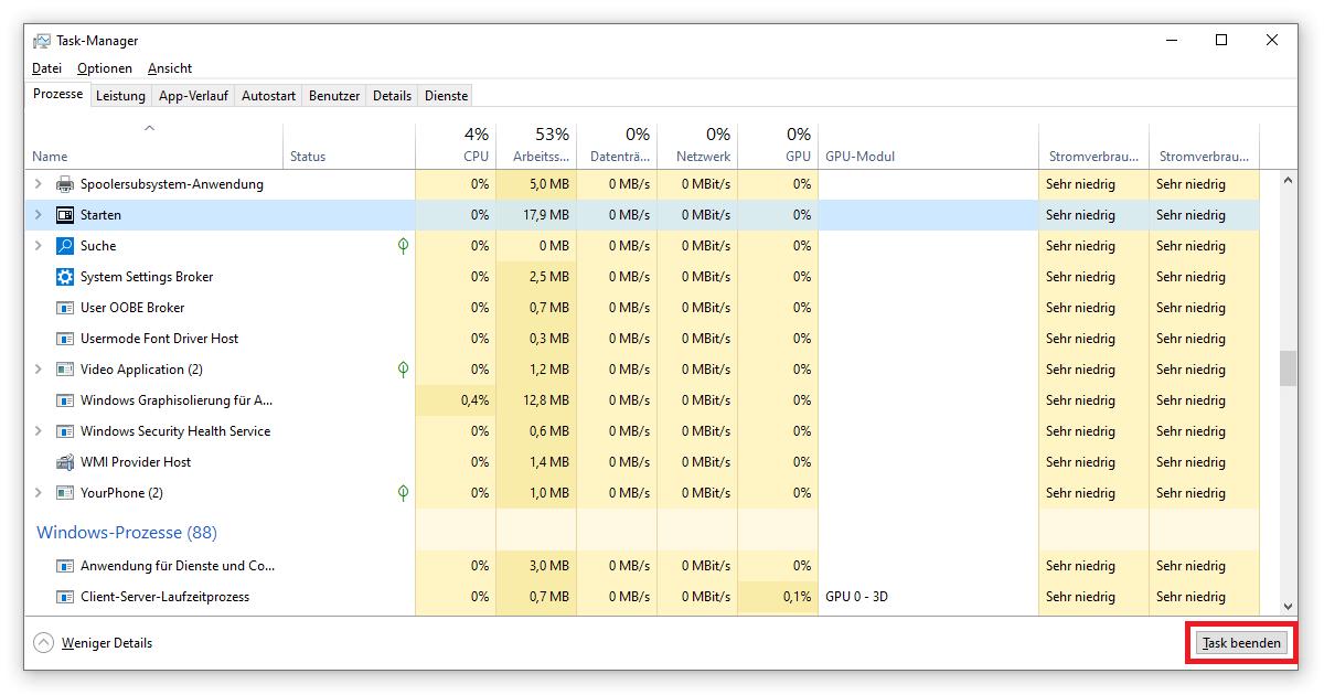 Neuerdings ist das Startmenü bei Windows 10 nicht mehr im Explorer zu finden