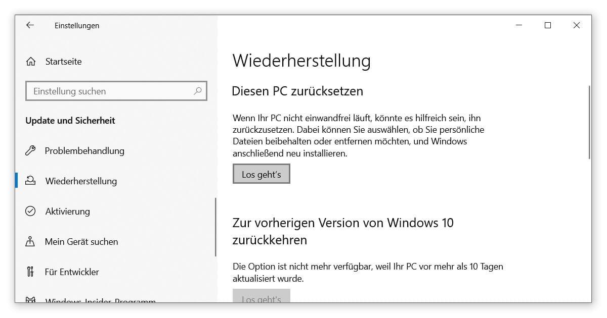 Eine endgültige Lösung, um Windows schneller zu machen