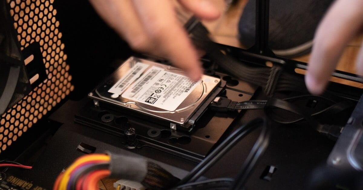 Wie du deinen PC reparierst ohne an der Hardware zu schrauben