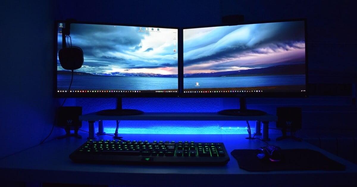 Erweiterter Desktop unter Windows 10 einrichten