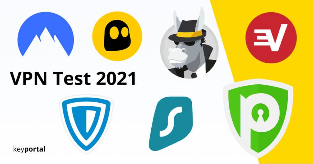 Unsere Top 7 im grossen VPN Vergleich