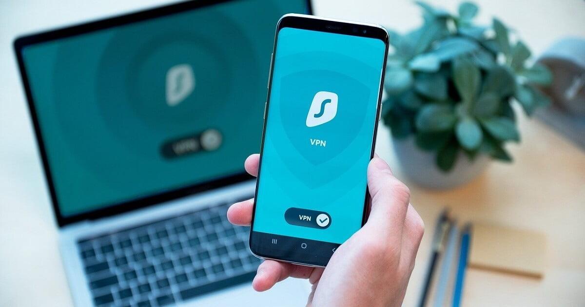 Überall sicher unterwegs mit der Surfshark VPN-Verbindung