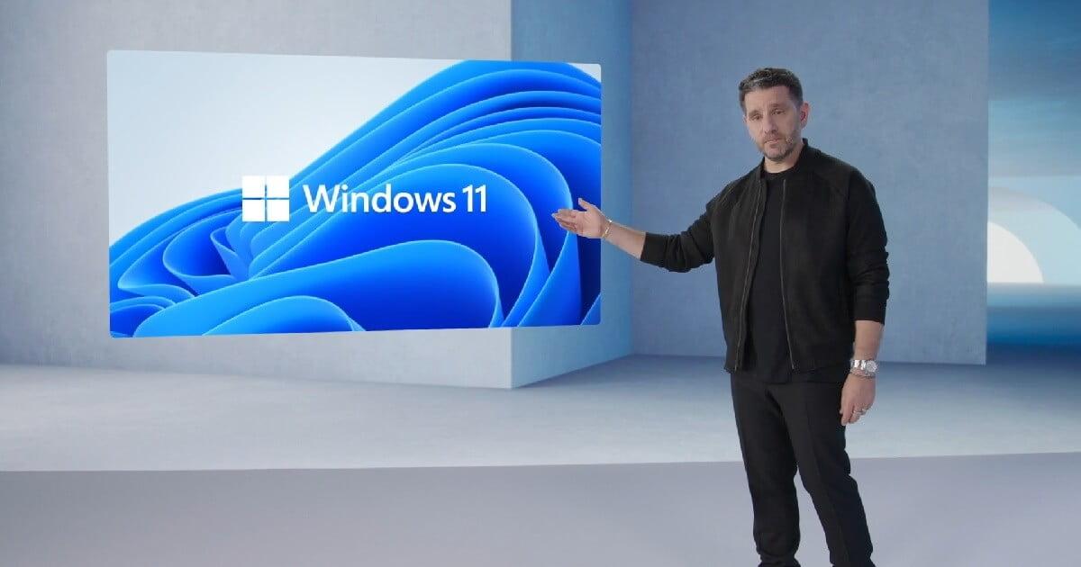 Nah am Kunden präsentierte Microsoft das neuste Produkt
