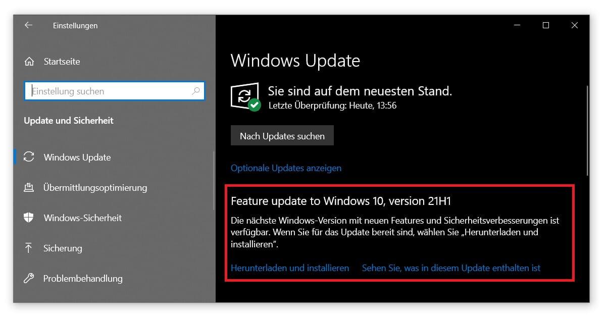 Dans les paramètres, vous pouvez voir si vous pouvez télécharger Windows 11 gratuitement